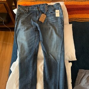 Lucky Brand Men's Straight Fit 363 40x34 NWT